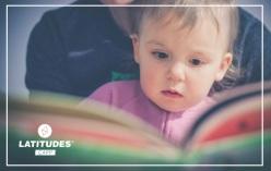 Leitura Criança Logo