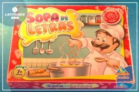 MI Sopa de Letras Jogo