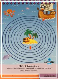 45 jogos labirintos