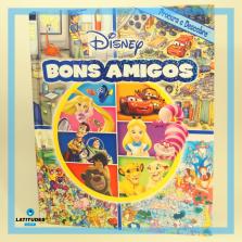 Livro Bons Amigos Qua