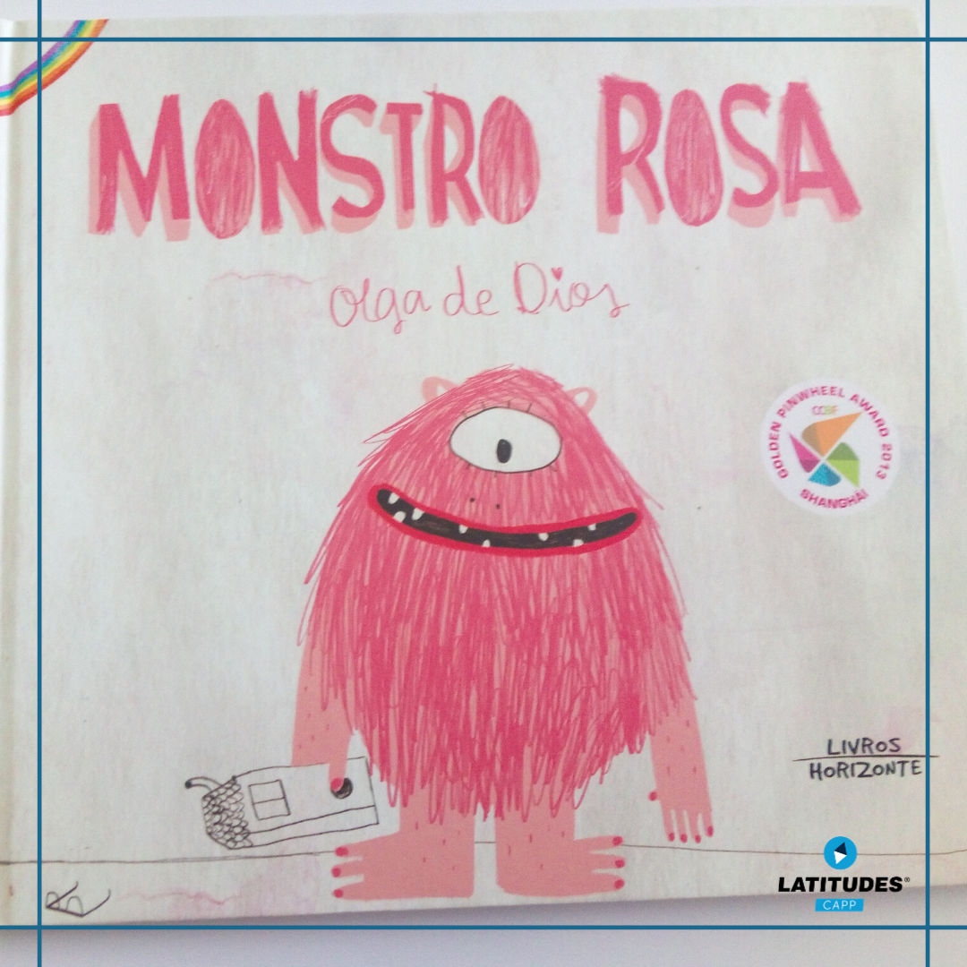 ivro_O monstro rosa