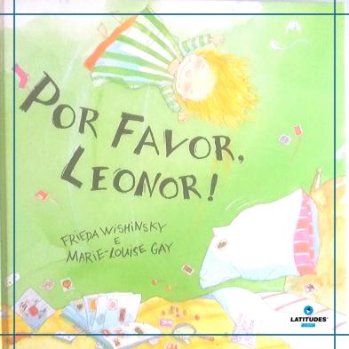 Livro_Por favor Leonor