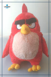 Peluches angry birds1