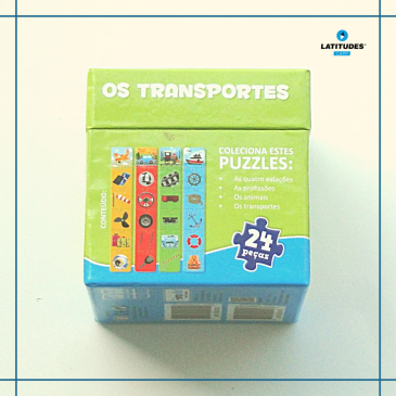 Caixa Surpresa - Transportes2