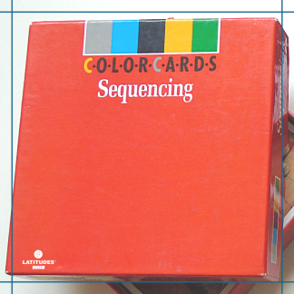 Color Cards - sequência